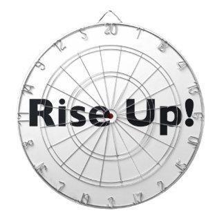 Rise Up! Dartboard