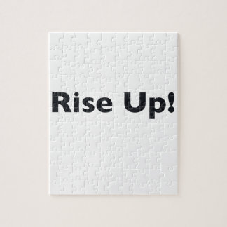 Rise Up! Jigsaw Puzzle