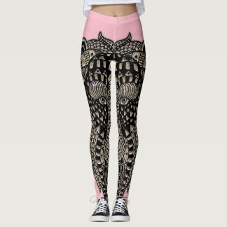 Rise Up Like Lions! Leggings