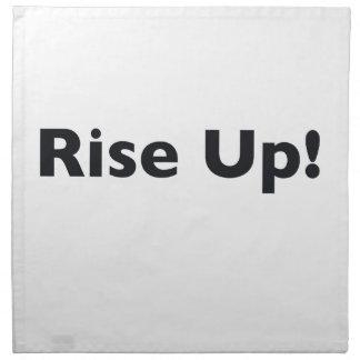 Rise Up! Napkin