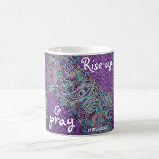Rise Up & Pray Mug