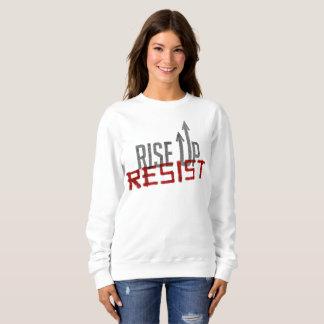 Rise Up, Resist Women's Basic Sweatshirt