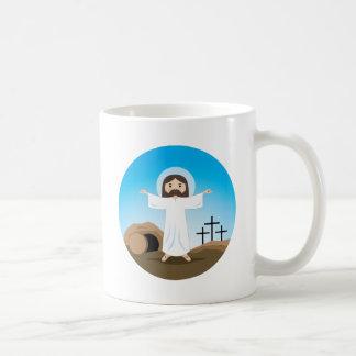 Risen Christ Coffee Mug