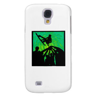 Rising Above Samsung Galaxy S4 Covers