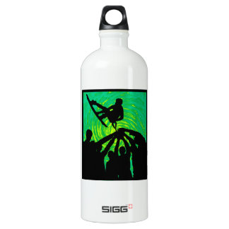 Rising Above Water Bottle