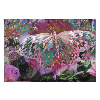Rising Dawn Butterfly Placemat