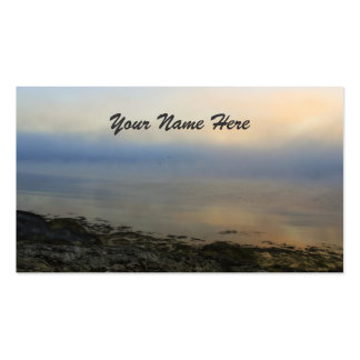 Rising Mist Pack Of Standard Business Cards