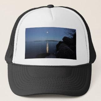 Rising Moon Over Whiskey Bay, St Joseph Island Cap