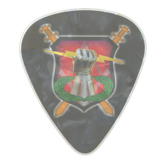 Rising Ones Guitar Pick