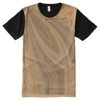 Rising sands ( Title by Dorothy Gunn ) All-Over Print T-Shirt