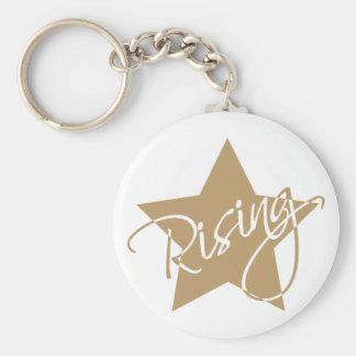 Rising star key ring