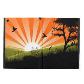 Rising Sun Case For iPad Air