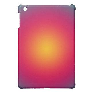 Rising Sun color harmony Cover For The iPad Mini