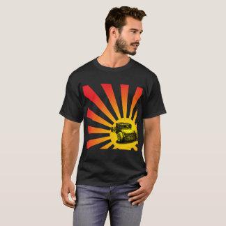 Rising Sun Hot Rod T-Shirt