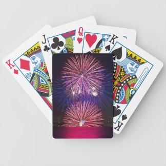 Rising Sun | New Years Eve | Sydney Harbour Bicycle Playing Cards