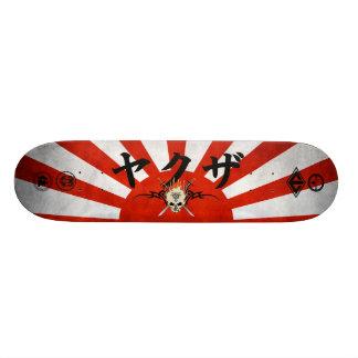 Rising Sun Skateboard