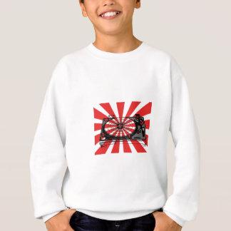 Rising sun turntables sweatshirt