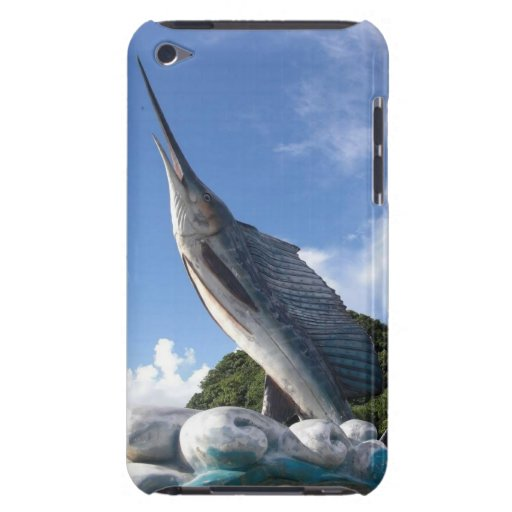 Rising Swordfish, Case-Mate iPod Touch Case