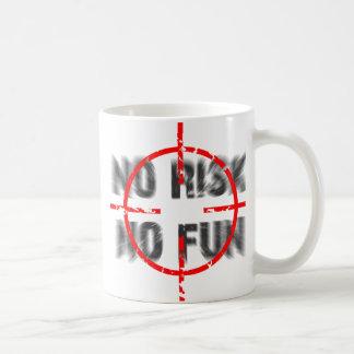 risk and fun mug