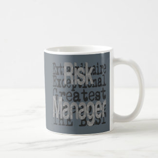 Risk Manager Extraordinaire Coffee Mug