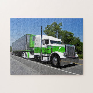 Rissler White & Green 379 Puzzle