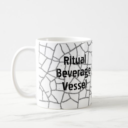 Ritual Beverage Vessel Ceremonial Coffee Mug