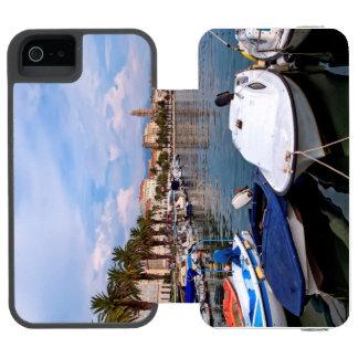 Riva waterfron, Split, Croatia Incipio Watson™ iPhone 5 Wallet Case