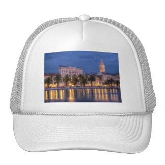 Riva waterfront, Split, Croatia Cap