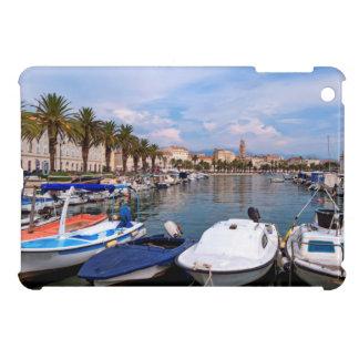Riva waterfront, Split, Croatia Cover For The iPad Mini