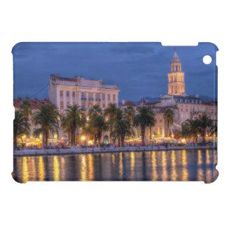 Riva waterfront, Split, Croatia iPad Mini Case