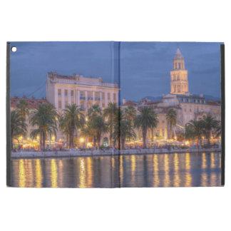 "Riva waterfront, Split, Croatia iPad Pro 12.9"" Case"