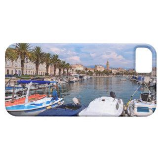 Riva waterfront, Split, Croatia iPhone 5 Case