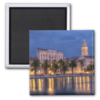 Riva waterfront, Split, Croatia Magnet