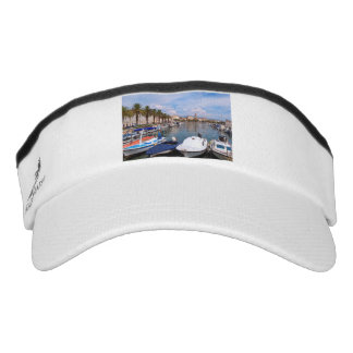 Riva waterfront, Split, Croatia Visor