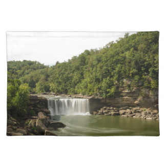 River 1 placemat