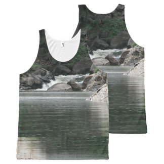 River All-Over Print Tank Top