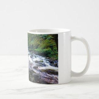 River and Woodland Mug