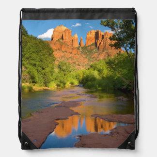 River at Red Rock Crossing, Arizona Backpacks