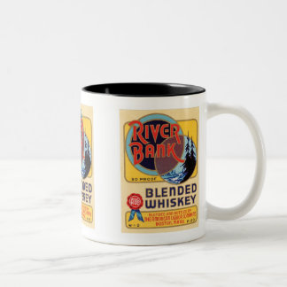 River Bank Blended Whiskey Mugs and Steins