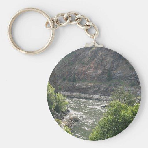 River Bend Key Chains