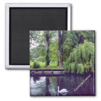 River Cam in Cambridge Magnet