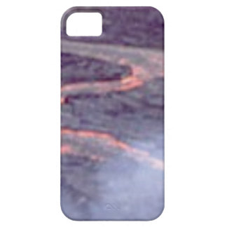 river churn of lava barely there iPhone 5 case