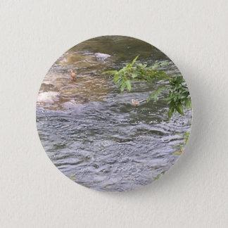 River Ducks 6 Cm Round Badge