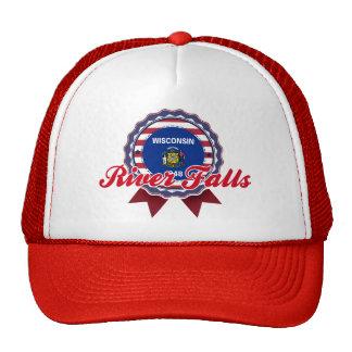 River Falls, WI Hat