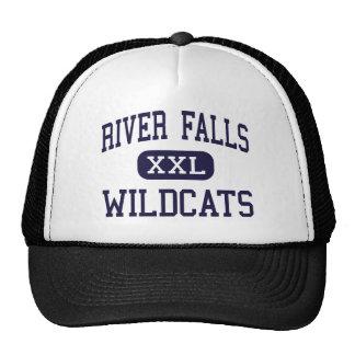 River Falls - Wildcats - High - River Falls Hats
