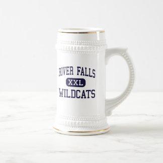 River Falls - Wildcats - High - River Falls Mugs