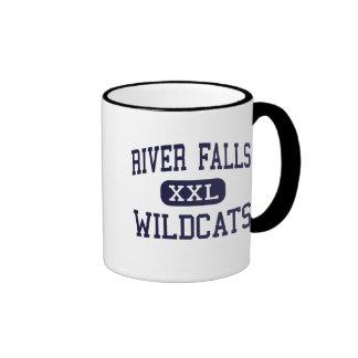 River Falls - Wildcats - High - River Falls Coffee Mug