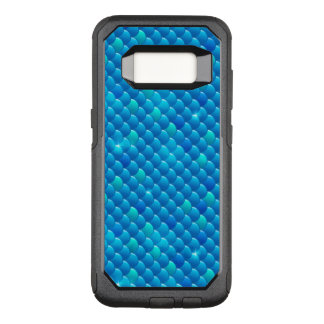 river fish scales OtterBox commuter samsung galaxy s8 case