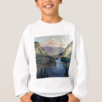 River Flows On Sweatshirt