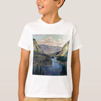 """River Flows On"" T-Shirt"
